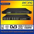 Nds3314 dvb-s2 multiplexor de entrada scrambler modulador