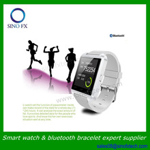 U8 Bluetooth Smart Watch U Watch WristWatch Women Men Sports Watches For iPhone 4S/5S Samsung Android Phone Remote Taking Photo