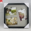 China Manufacturer business card photo frame coconut shell home decor
