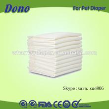 Disposable pet mattress
