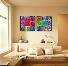 xiamen best art purple flowers art