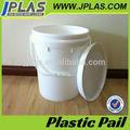 5 galão balde de plástico para tintas e corantes