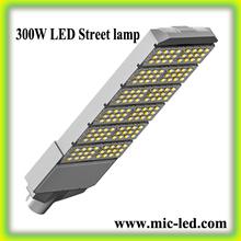aluminum fins 280w double arm street lights entire aluminum