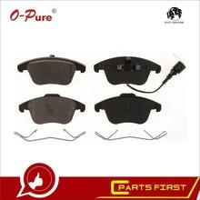 O-pure GENUINE WHOLESALE VW TIGUAN DISC BRAKE PADS 2433301 13046072422 0986494372