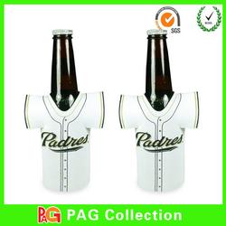 Jersey shape beer neoprene cover