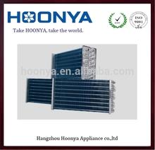 Hot selling Inorganic foil aluminum fin heat exchanger