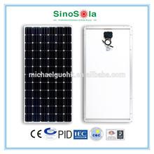 300 watt monocrystalline solar panels with TUV/IEC61215/IEC61730/CEC/CE/PID