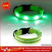 Waterproof battery box puppy collar LED