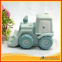 custom train shape money box, money bank,nice gift