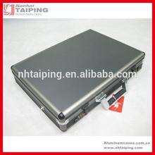 New aluminium attache portfolio case with combination locks
