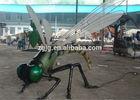 Amusement Park Animatronic Female Dragonfly For Sale