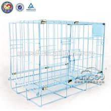 plastic dog kennel & large dog kennel & dog show cage