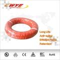 Sif/gl-fg4t2 srg srgt 300/500v fibra de vidro trançada silicone diferentes melhor fio elétrico cores