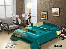 100% polyester raschel double blanket 200*240cm