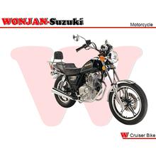 Cruiser bike (250cc) Wonjan-Suzuki engine, Motorcycle, , Motorbike, Chopper bike, Autocycle,Gas or Diesel Motorcycle