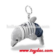 cork hoop clothes dolphin stuffed toys