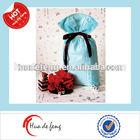 Custom plastic bag jakarta for gift packing