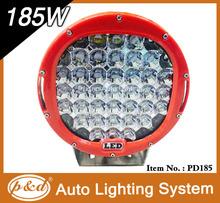 185W cree led driving light spotlight intensity brighter