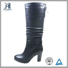 Good quality classic high heel brand boot