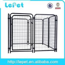 low price low MOQS wire mesh modular portable pet play pen