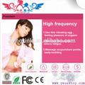 良い品質の再充電可能なダブル卵のバイブレーターオンライン風俗店中国
