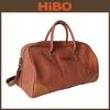 Custom made real leather bag men