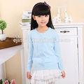 Baby vestido de diseños coreano ropa de los niños, ropa de marca para los niños, botones para suéterdebebé