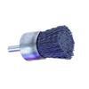 25mm diameter Abrasive Nylon End Brush with Silicon Carbide Bristle