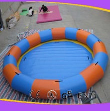 0.9mm pvc tarpaulin any color inflatable pool!high quality!