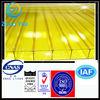 sun proof corrugated plastic sheet