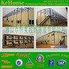 modernbroiler poultry shed design/prefab broiler poultry shed design/modular homes