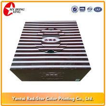 2014 Hot Sale Low Price Birthday Cake Packing Box