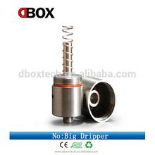Dbox e cigarette Big Dripper RDTA clone/vulcan/kayfun/mephisto kits/ecigs big dripper RDTA atomizer with high quality