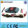 3D PVC Sports Cars Shaped USB Flash Drive 4GB 8GB