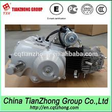 China Tianzhong 125cc Dirt Bike 4 Stroke Engine CDI Ignition