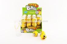 logo print foam ball / memory small foam stress ball toy