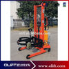 High efficient electric drum lifter for lifting,rotating or stacking