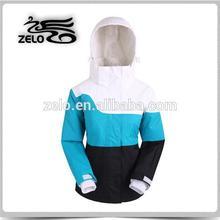 2015 outdoor leisure waterproof winter snow garment