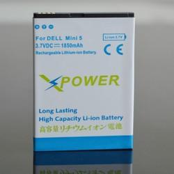 China Factory Super Quality Mobile Phone Battery for Dell mini 5 Batterie Batterij Bateria