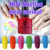 ibn Shellac easy application gel manicure at home