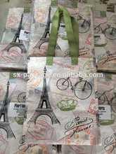 biodegradable pp woven shopping bag/ bag shopping/ pp woven shopping bag China