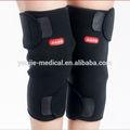 Bonne qualité en néoprène imperméable à l'eau douce magnétique du genou bretelles de soutien