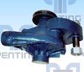 la bomba de agua para el carro mezclador