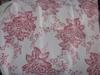 China wholesale burnout silk velvet fabric