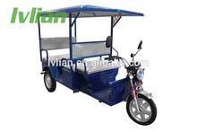 rickshaw three wheel electric car