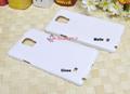 3D couverture mobile pour Samsung Note 4