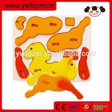 Plain Wooden Horse Jigsaw