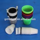 Plastic Flower Pot for Vegatables