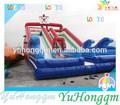 gigante inflável do barco pirata saltar castelo com slide slides infláveis para as crianças do brinquedo