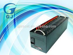 cheap wireless 16 port wavecom multi sim gsm modem with Q2403/Q2406/Q24PLUS chipset